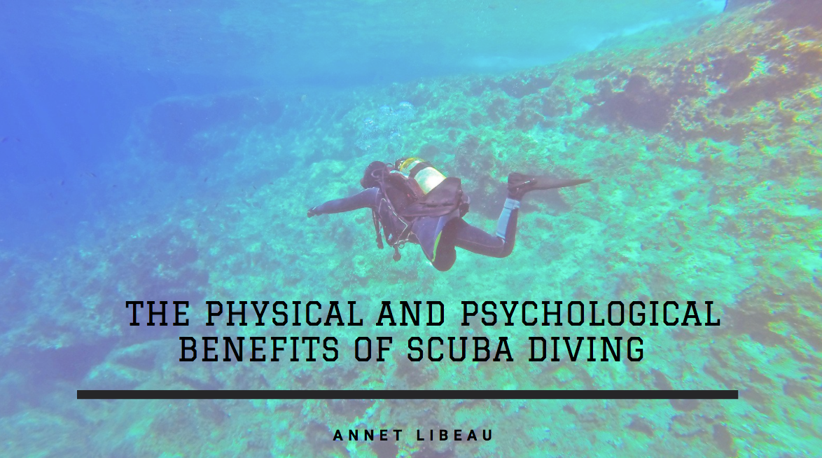Annet Libeau Discusses the Physical and Psychological Benefits of Scuba Diving